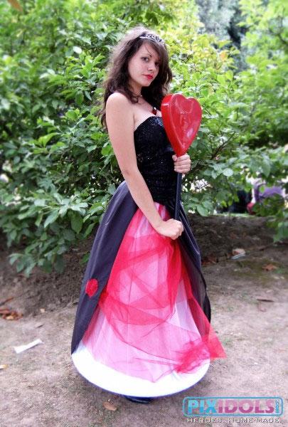 Reine de coeur (Alice)