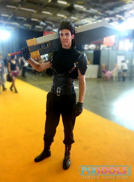 Zack (FF7 Crisis Core)