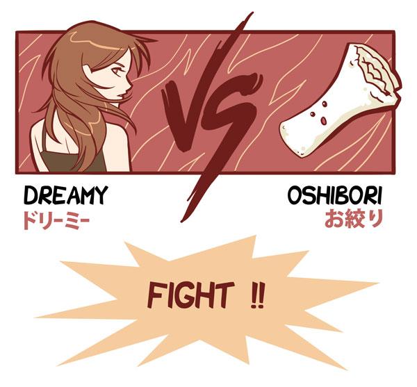Hisashiburi - La revanche !