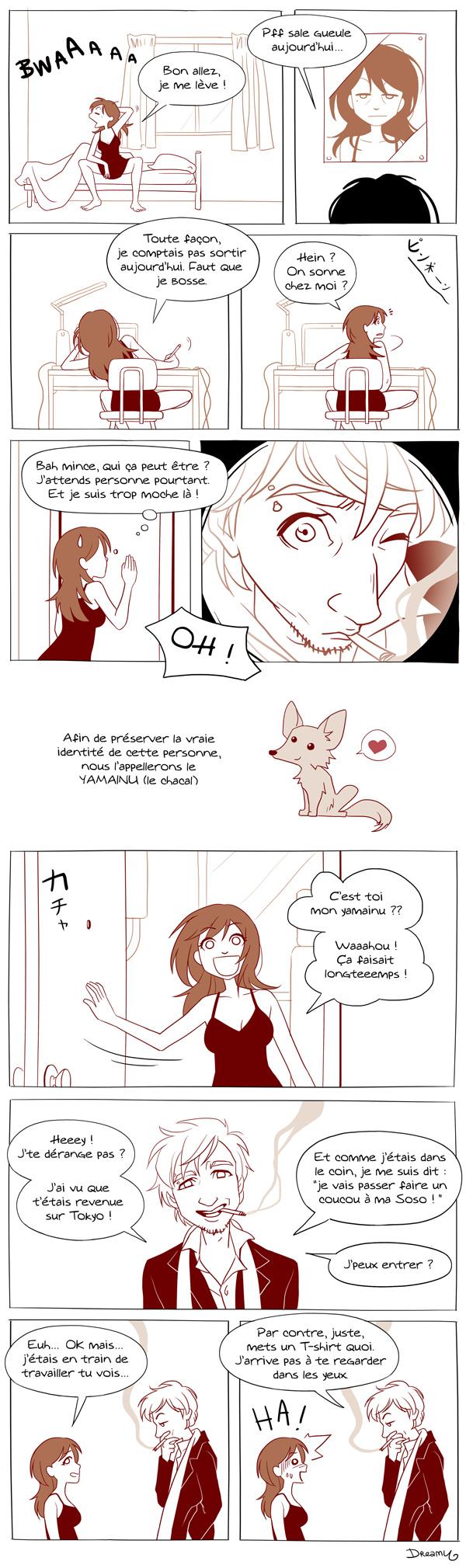 Le yamainu (1)