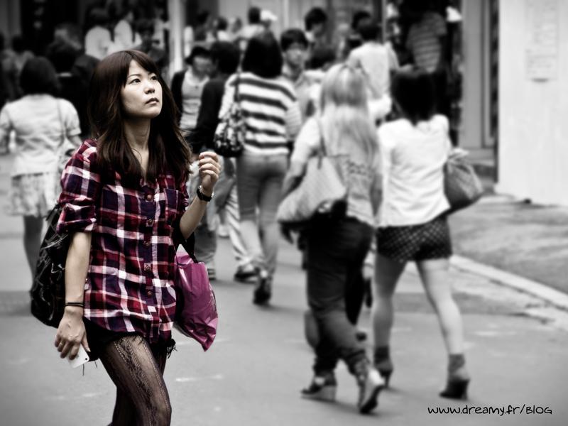 Challenge photo à Shibuya