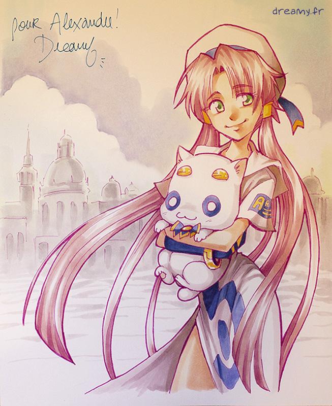 Aria - Akari