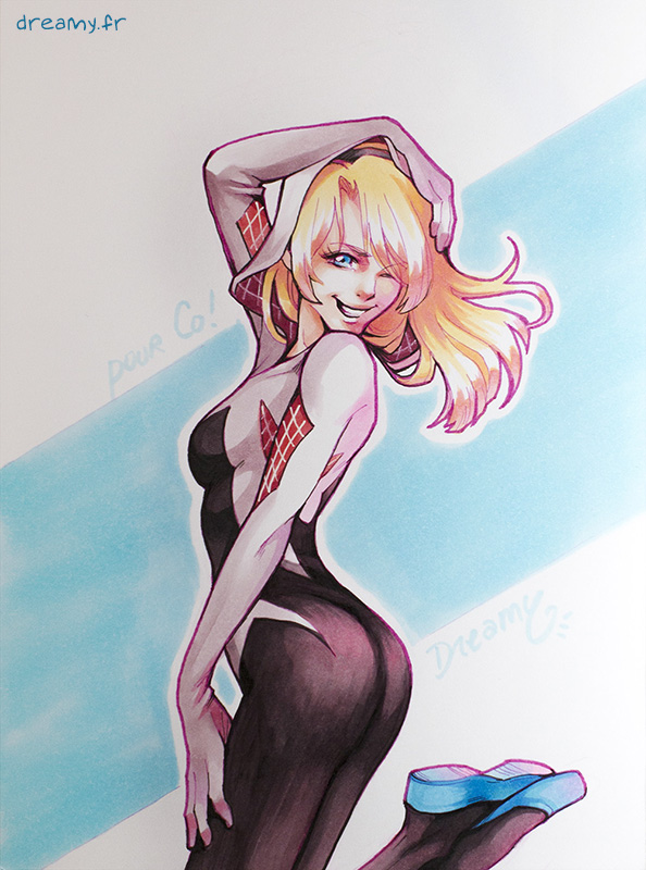 Gwen (Spiderman) [A5]