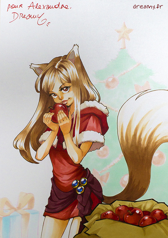 Holo (Spice and Wolf) [A4]