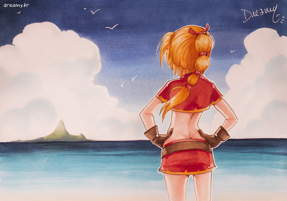 Chrono Cross - Kid