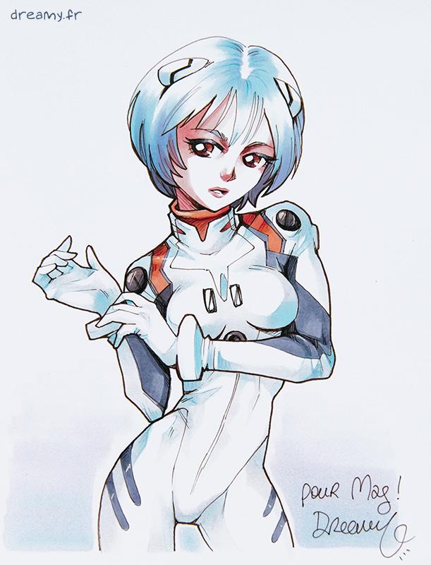 Evangelion - Rei