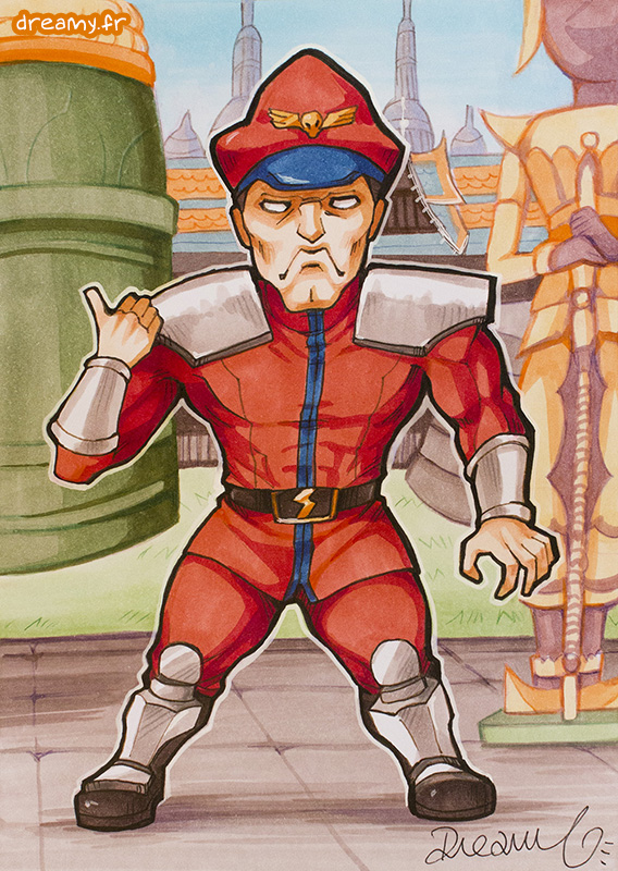M. Bison (SF Victory Collection)