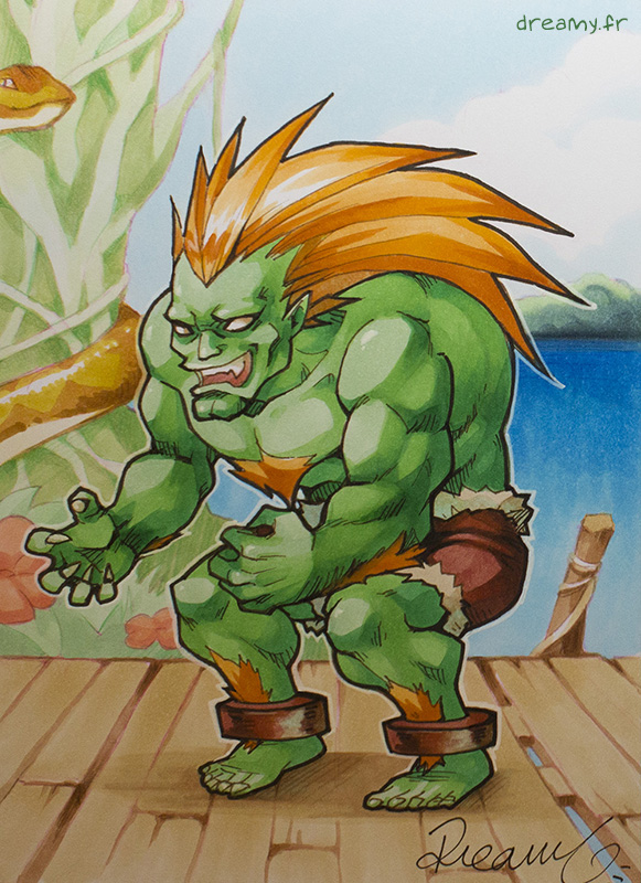 Blanka (SF Victory Collection)