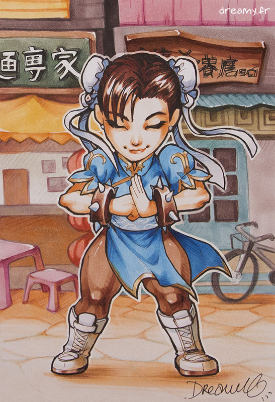 Chun-Li (SF Victory Collection)