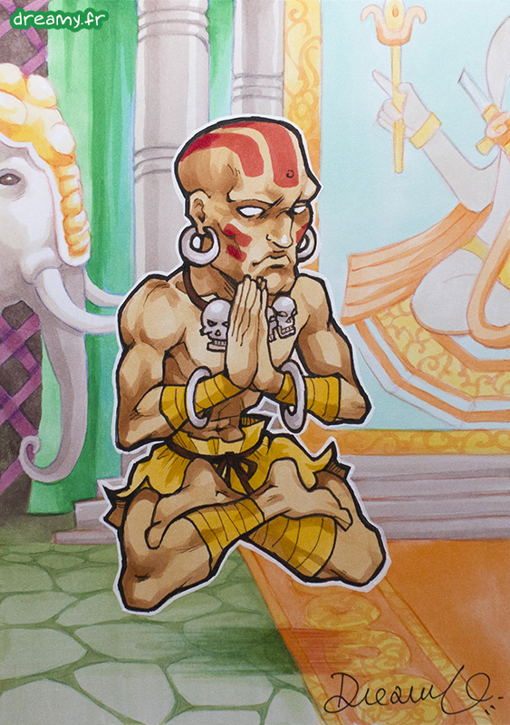 Dhalsim (SF Victory Collection)