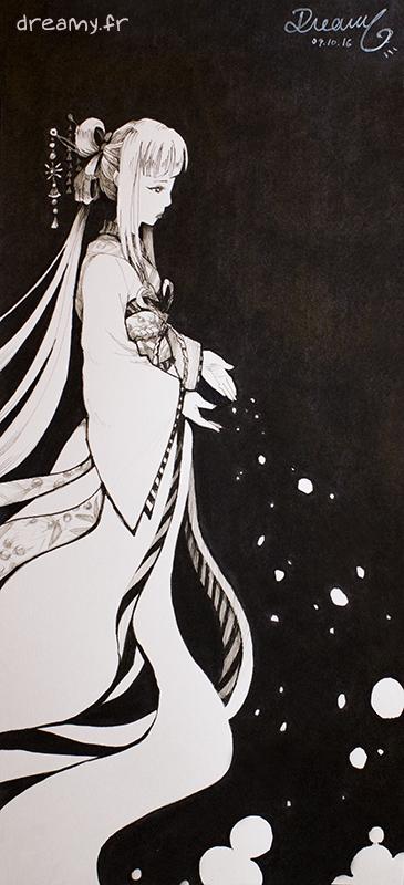 La Reine des Neiges : 50€ [A4]