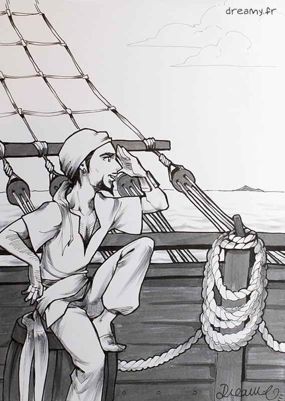 [A5] Sinbad le marin : 30€