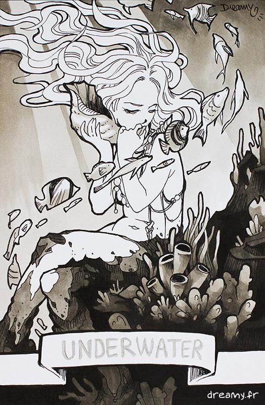 4) Underwater