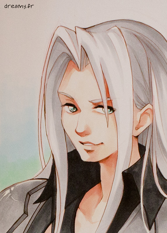 Sephiroth (FF7) : 20€ [A6]