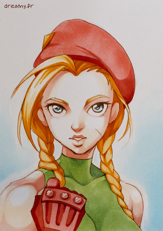 Cammy (Street Fighter) : 25€ [A6]