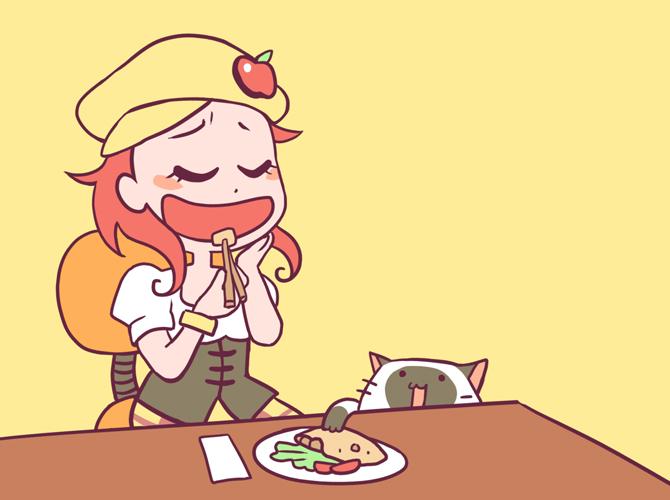 #01 Omelette