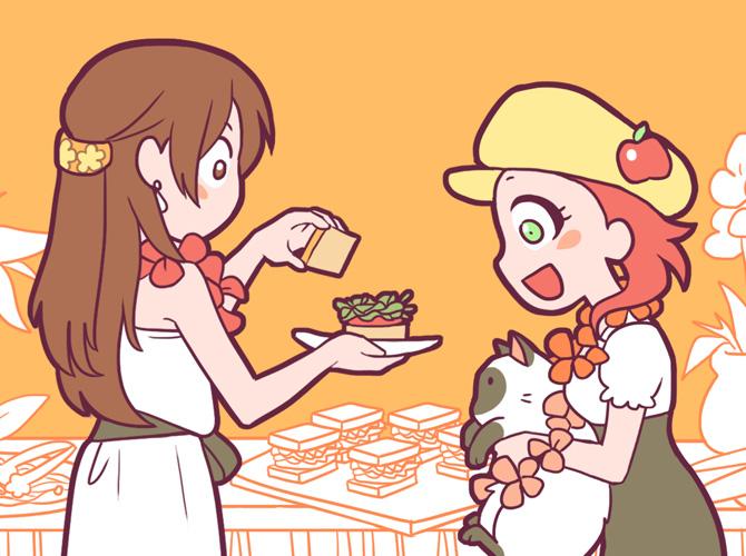 #15 Sandwich à l'alfalfa