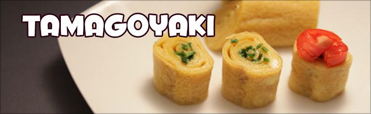 Recette des tamagoyaki